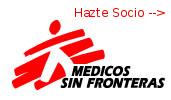Hazte Socio de Medicos sin fronteras
